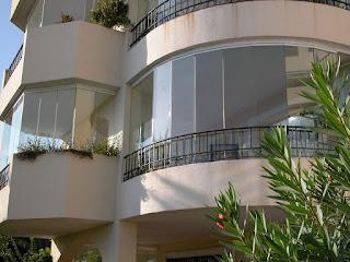 Acristalamiento de balcones
