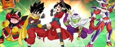 Heróis de Dragon Ball Heroes