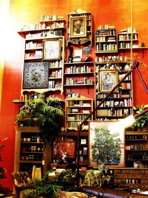 Bücherregal vorgestellt auf Freshome
