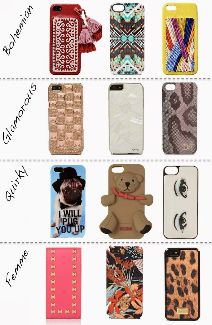 fashionable iPhone 5 cases