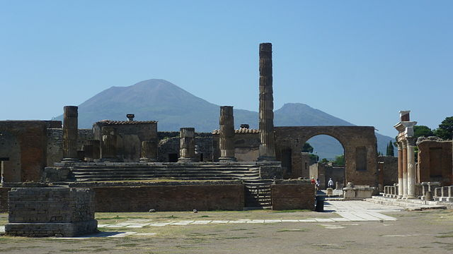 Interesting Facts about Pizza Pompeii