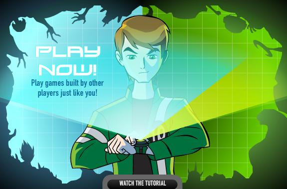play free games of ben 10 online