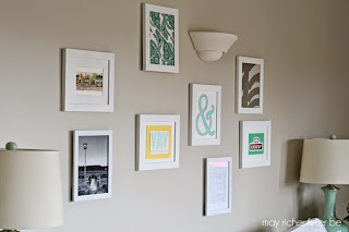 Framed Art the Inexpensive Way