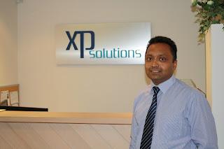 Sudesh Mudaliar from XP Solutions