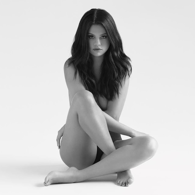 Selena Gomez strips down for the new cover of her new Album 'Revival'
