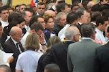 Lula e Dilma são vaiados em velório de Eduardo Campos