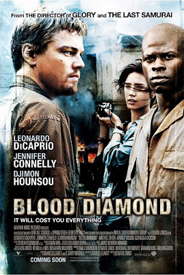 Watch Blood Diamond 2006 BRRip Hollywood Movie Online | Blood Diamond 2006 Hollywood Movie Poster