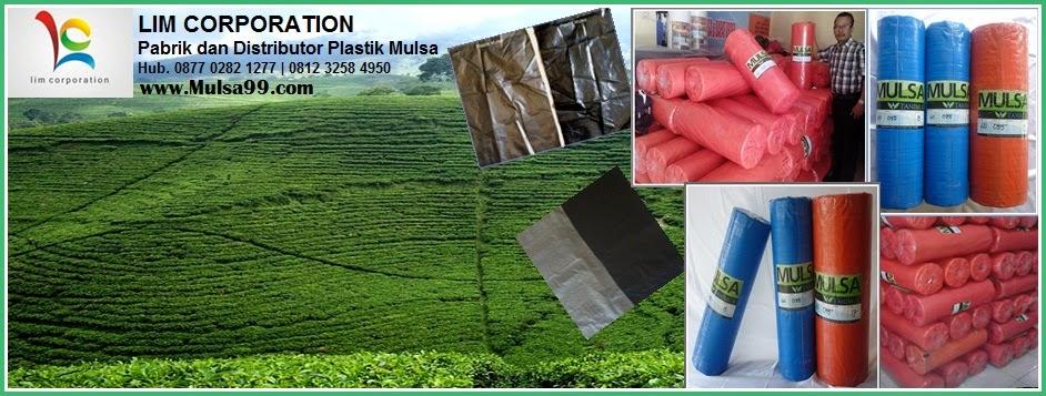 Pabrik dan Distributor Plastik Mulsa