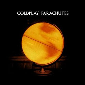 disco Coldplay parachutes portada album  parachutes coldplay canciones de coldplay