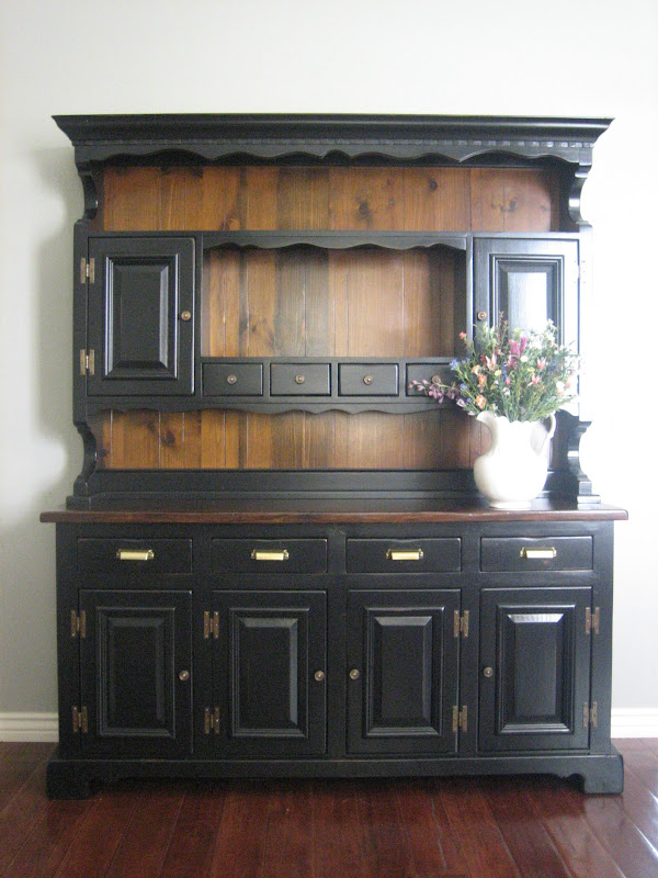 European Paint Finishes Black Farmhouse Hutch : EPFampCL HutchBabyitems037 from europaintfinishes.blogspot.ca size 600 x 800 jpeg 131kB
