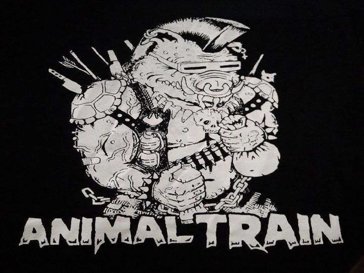 Animal Punk T Shirt