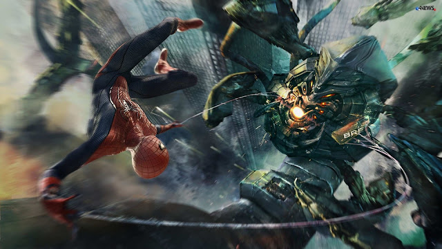 Spider-man Android the Amazing Spiderman HD Wallpaper