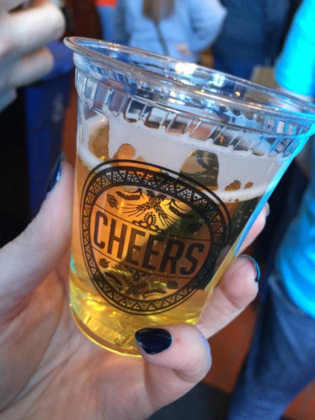 Anheuser-Busch Brewery Tour