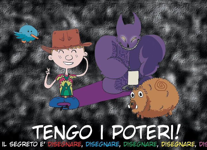 Tengo I Poteri