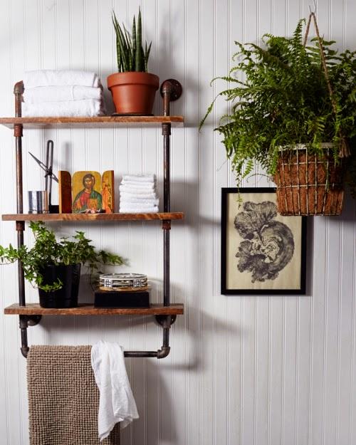 Ma maison au naturel cr er un d cor avec les plantes for Decore ma maison