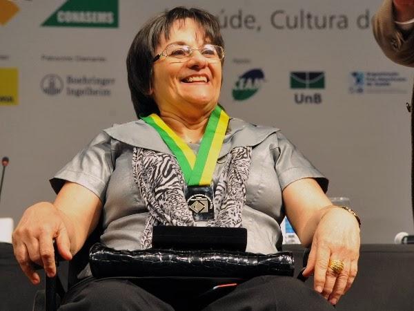 Maria da Penha lança campanha dos '16 dias de ativismo pelo fim da violência' em Campina Grande
