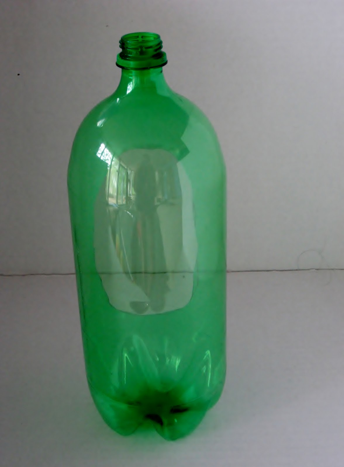 empty soda bottles the image kid has it