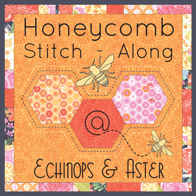 Honeycomb Stitch- Along