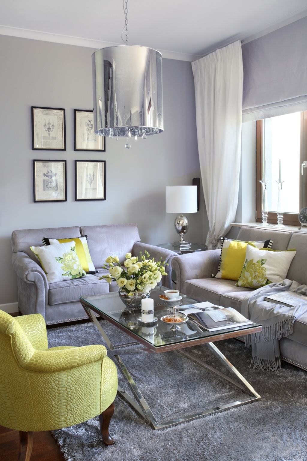 sweet living wn trza z pasj soczysta limonka i ch odny szary zgrany duet kolorystyczny. Black Bedroom Furniture Sets. Home Design Ideas