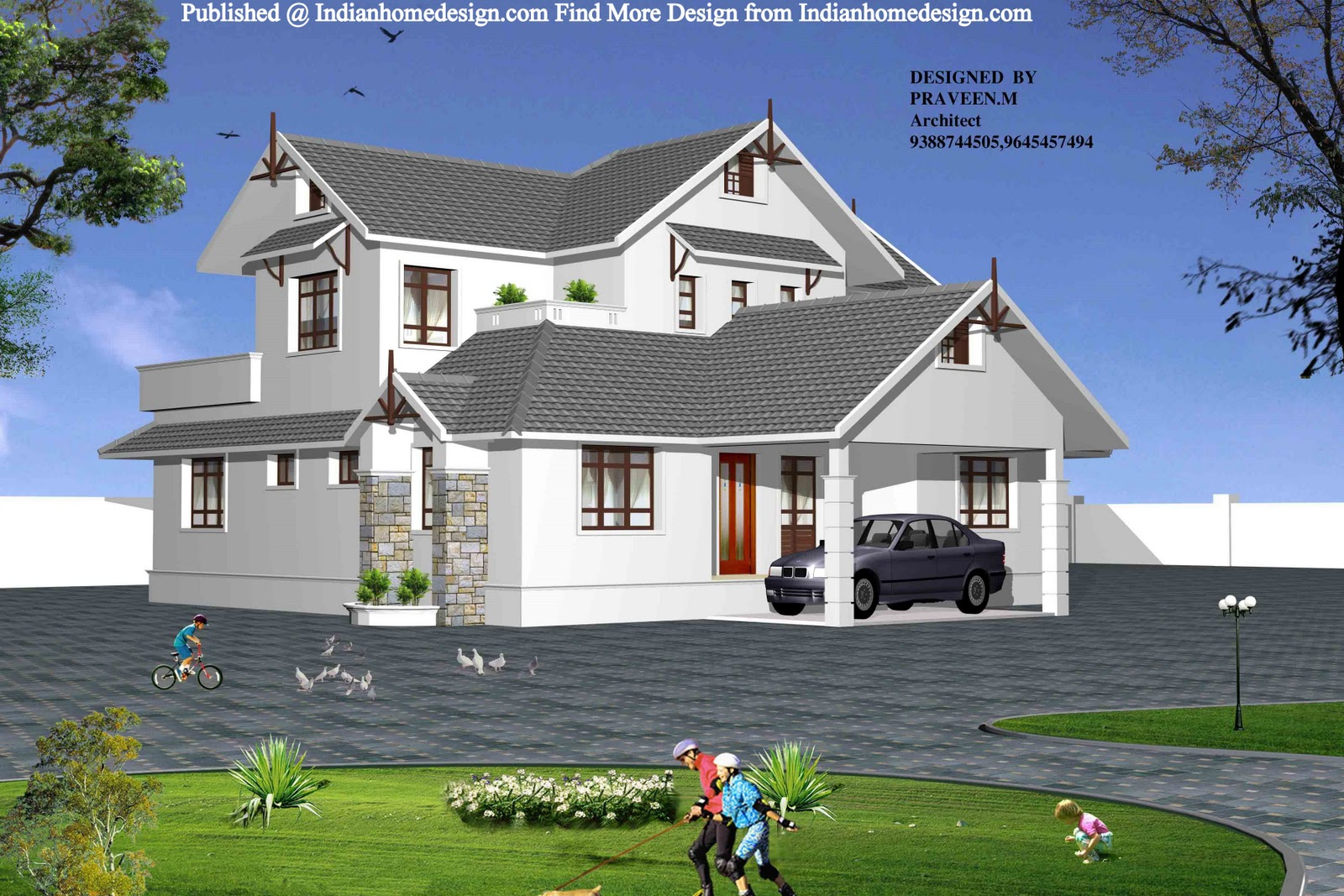 House photos and plans for House plan with photos