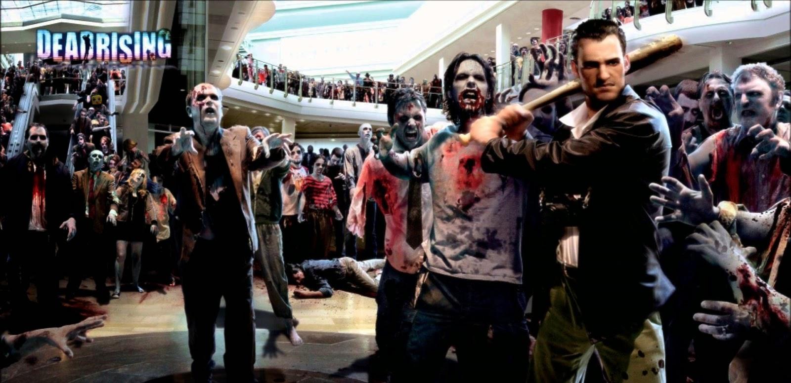 Sony está desenvolvendo adaptação de Dead Rising para ser lançada no Crackle