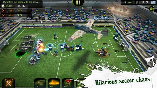 FootLOL: Crazy Soccer Apk Full Version Pro Free Download