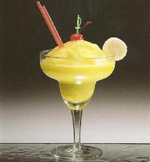 Banana Daiquiri, Recetas de Cocteles para Fiesta