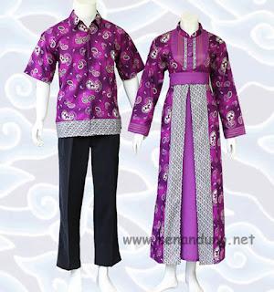 contoh baju gamis terbaru