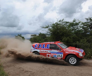 Rally/Raid Dakar 2012 - autos