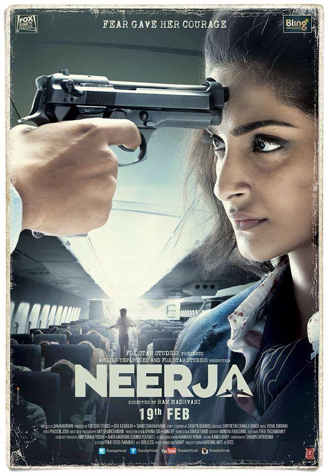 Sonam Kapoor Upcoming Movie Neerja Image HD