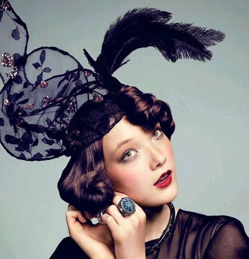 Ladies Hair Style...