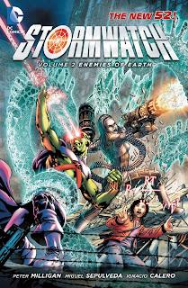 Stormwatch Vol. 2: Enemies of Earth