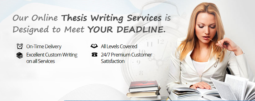 online thesis writing services