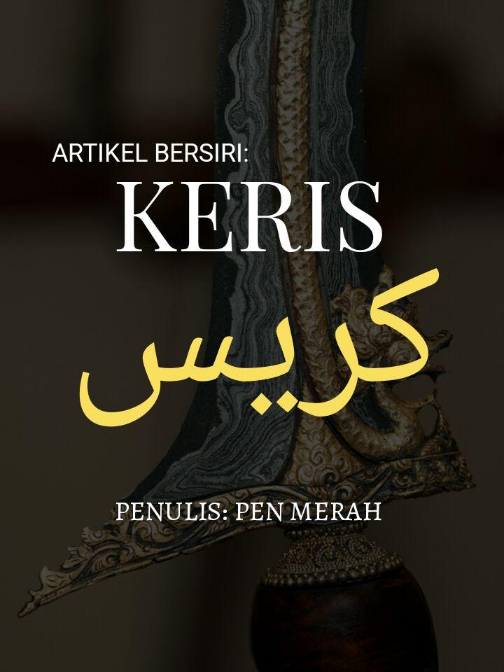 ARTIKEL BERSIRI: KERIS