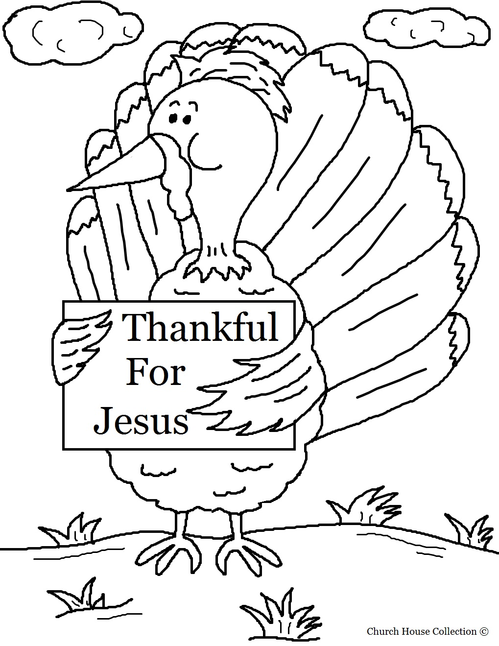 i am thankful for coloring pages christian - photo #3