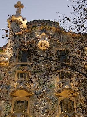Barcelona - Casa Batillo