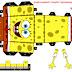 Papercraft: Spongebob Squarepants