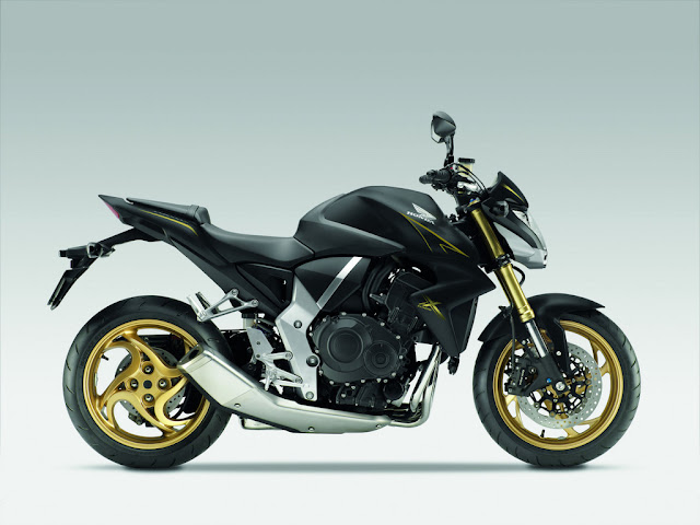 Honda CB 1000 R and Hornet in a new color   Car Reviews   2013 Car
