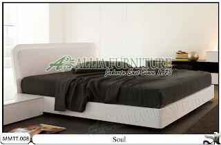 Tempat Tidur Terbaru Minimalis Modern Soul
