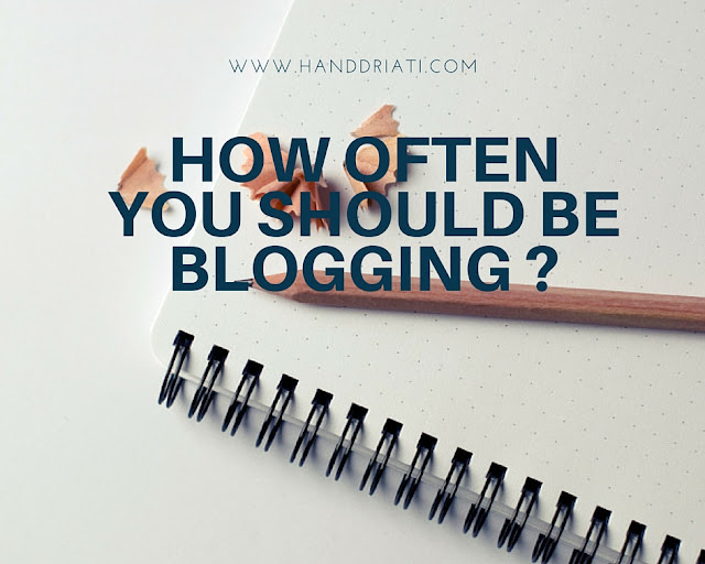 How Often You Should be Blogging