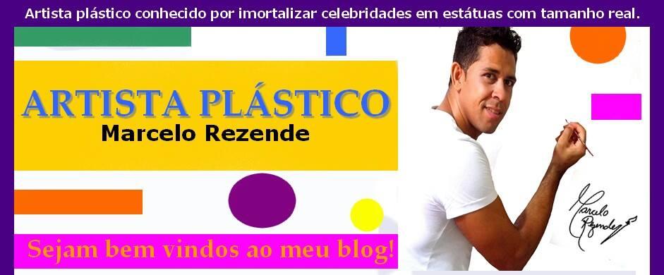 Marcelo Rezende-Artista Plástico