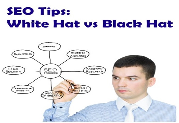 White Hat and Blackhat SEO