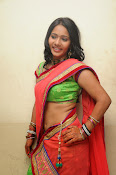Mithra half saree photo shoot-thumbnail-17