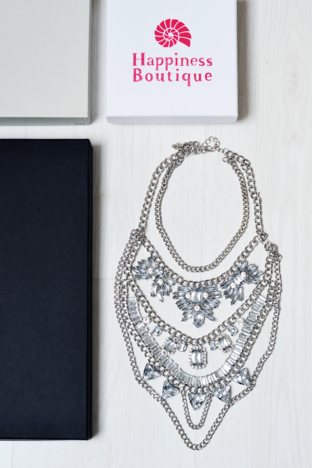 Turn it inside out // Statement necklace
