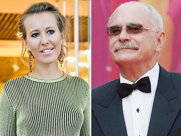 Ksenia Sobchak, Scandals, Our Star, News, Nikita Mikhalkov