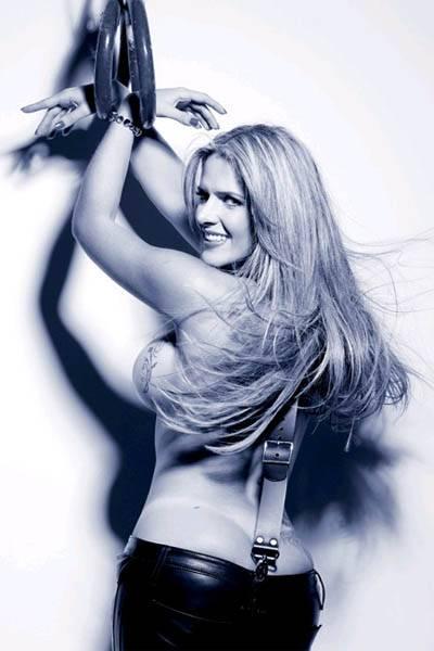 Furac O Da Cpi Denise Rocha Nua Na Playboy