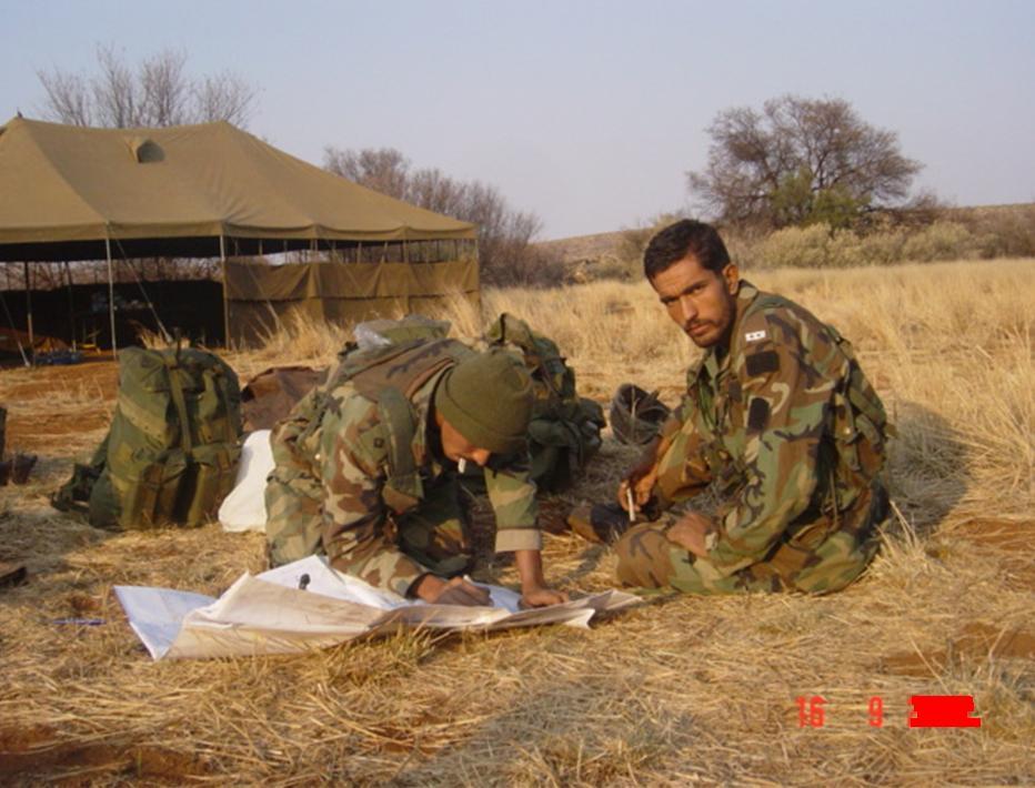 Pak Army SSG Commandos