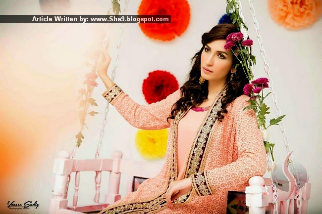Zainab Hasan Formal Summer Collection 2015