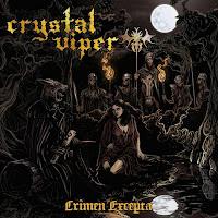 Crystal Viper - Crimen Excepta 2012