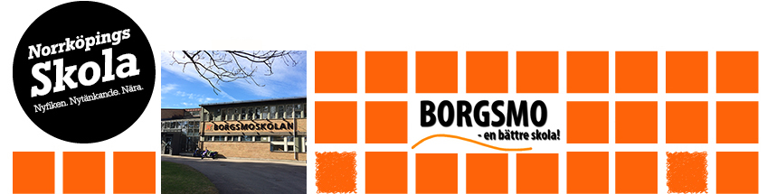 Borgsmoskolan - Blogg